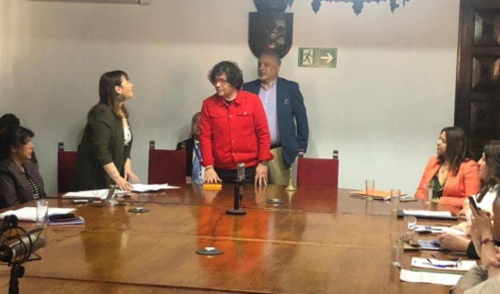 City Council appoints Francisco Duarte as Deputy Mayor of Quinta Normal
