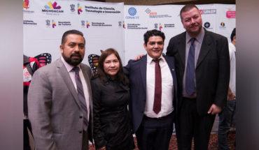 Con la ciencia y tecnología, las y los niños y jóvenes de Michoacán serán agentes de cambio y de progreso: Laura Granados Beltrán