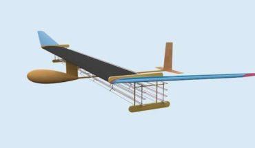 De ciencia ficción: crean el primer avión que vuela sin partes móviles