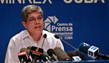 """Describes Cuba's """"vulgarity, slander"""" us sanctions"""