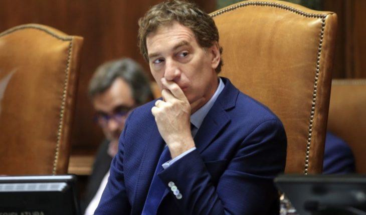 Diego Santilli, el vice jefe peronista que será ministro de Seguridad