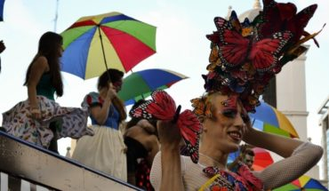Diversity back to the streets: new pride March in Buenos Aires