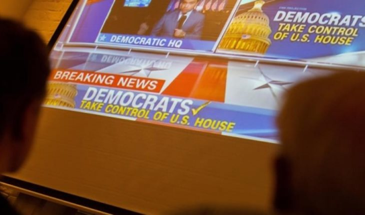 Division in Congress reveals high polarization of society of America