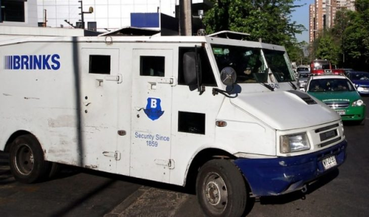 Do marijuana safe?: Brink's armored trucks enter the market of cannabis