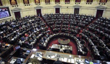 El 6 de diciembre habrá sesiones ordinarias con la ley anti barras en el temario