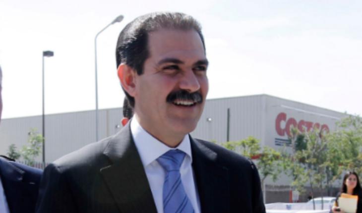 El exgobernador Padrés enfrentará su proceso en libertad