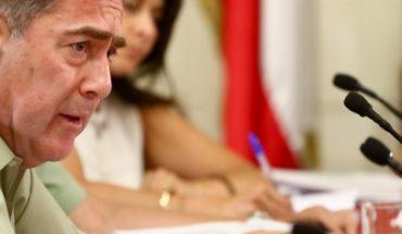 El reclamo de Hermes Soto tras quedarse sin gastos reservados en el Presupuesto 2019