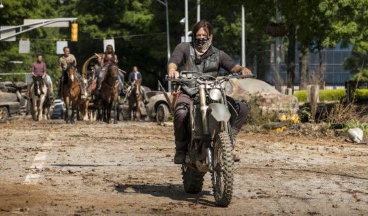 """En febrero regresa """"The Walking Dead"""" con la continuación de la la novena temporada"""