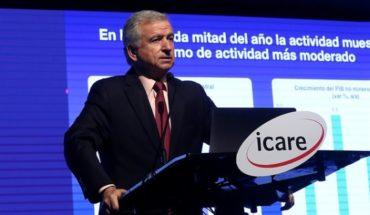 Enade 2018: Felipe Larraín lamenta muerte de Camilo Catrillanca pero dice que plan de inversiones en la Araucanía debe continuar