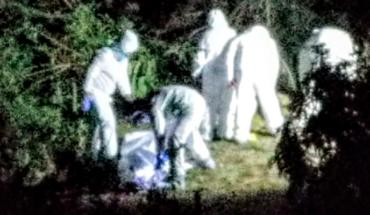 Encuentran el cadáver de un hombre baleado y maniatado cerca de Morelia, Michoacán