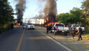 Enfrentamiento en Tomatlán, Jalisco, provoca bloqueos