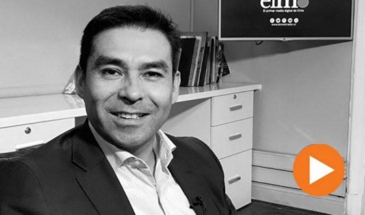 Eric Parrado joins Board of the World Economic Forum