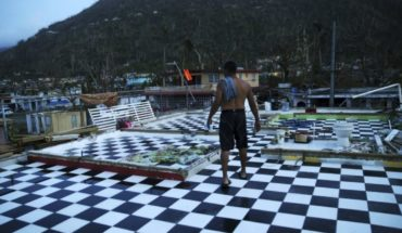 Experts: Puerto Rico, at risk due to lack of plan for disasters