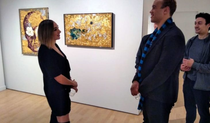 Fabiola Rendón exhibits at the Artifact
