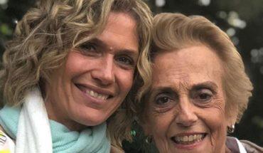 "Falleció la madre de Maru Botana: ""Nunca imagine este doloroso momento"""