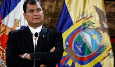 Former President of Ecuador denies having applied for asylum to Belgium