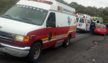 Front shock leaves one dead and 4 wounded in Tangancicuaro, Michoacán