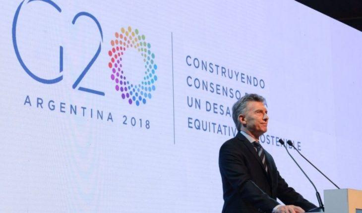 G20: el feminista menos pensado