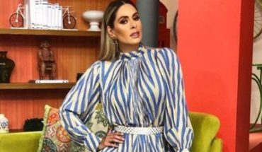 Galilea Montijo and his response to those who criticize his English