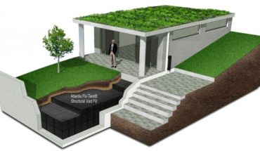 Green roofs: European trend that takes little Chilean rooftops