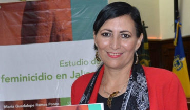 Guadalupe Ramos responds to Enrique Alfaro positioning around the disappearance of the IJM