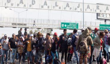 Guanajuato carriers move migrants