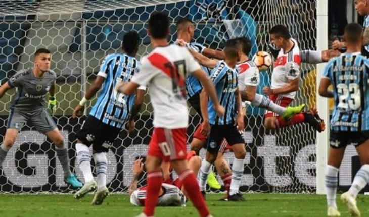 Guild will claim the outcome of the match with River to Conmebol