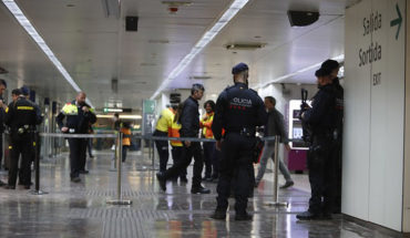 Hoax bomb put on alert stations in Barcelona and Madrid