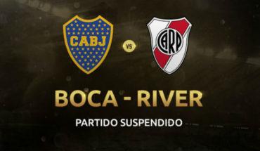 Hoy tampoco hubo final de la Copa Libertadores