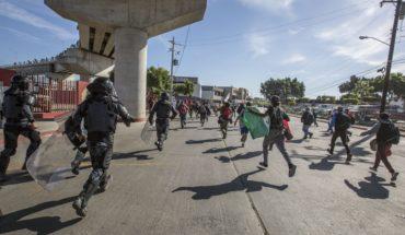 INM deportará a 98 migrantes por intentar cruzar la frontera