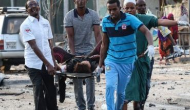 Increases to 53 number of killed by explosion in Somalia