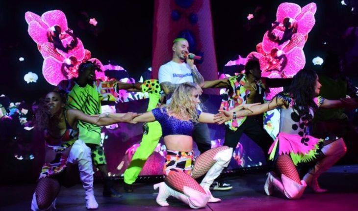 J Balvin hizo vibrar el Luna Park: una verdadera fiesta