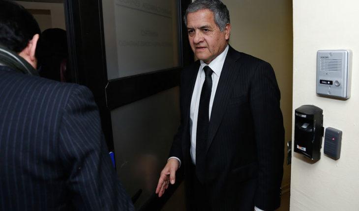 """Juez Carroza dijo que arribo de """"Emilio"""" a Chile podría tardar hasta tres meses"""