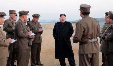 "Kim Jong - an inspected development of weapon ""last generation"""