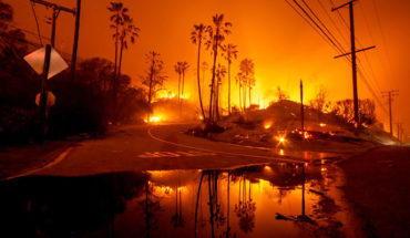 Kim Kardashian, Lady Gaga, by del Toro and other celebrities of Hollywood are evacuated by fire in Malibu
