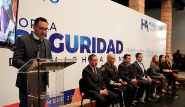 Llama diputado de Michoacán a reconstruir seguridad desde lo local