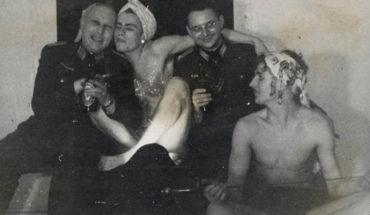 Los travestis del Tercer Reich