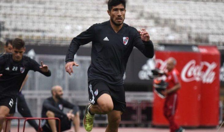 Luciano Lollo sufrió una nueva fractura y se pierde el resto de 2018