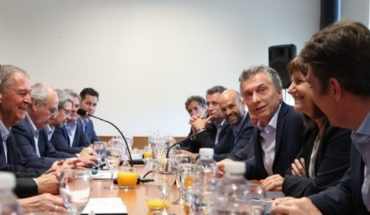 """Macri called """"reciprocity with foreigners"""" and justified the rise of tax"""