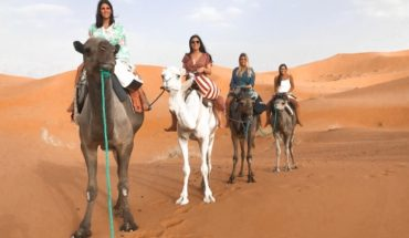 Marrakech and the Sahara: souks and camels