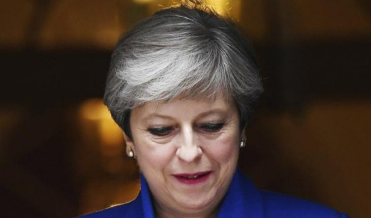 May offers speech of victory over the unconvincing brexit