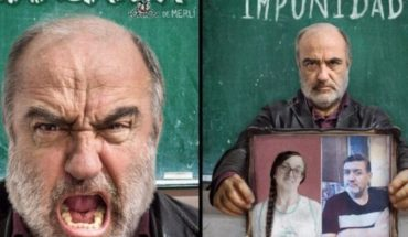 Merli actor, say 3 months of the explosion of the Moreno school