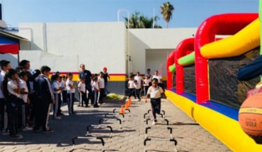 """Michoacan, among participating States of the national """"health in your school"""""""