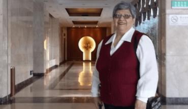 Muere la primera mujer en dirigir un Partido Comunista