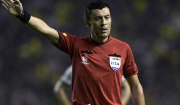 No official ruling, CONMEBOL reported that Roberto Tobar will lead the first leg between Boca and River