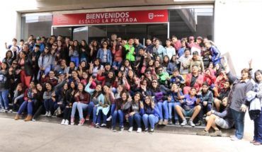 Of Tucapel to La Serena: If together we dream, together we can build