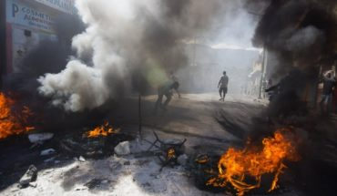 One dead and three wounded by violence in Haiti