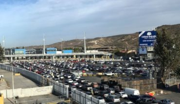 Partially operates San Ysidro checkpoint after closure of three hours