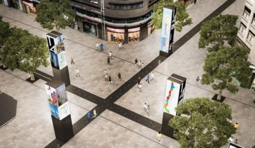 Paseo Ahumada will be remodeled and will include State of the art