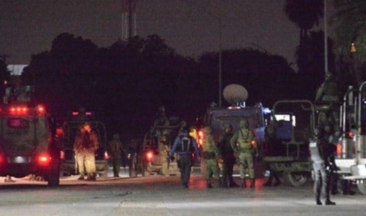 Persecuciones y enfrentamientos hasta el amanecer en Reynosa